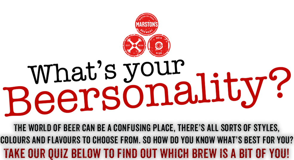 What's Your Beersonality?