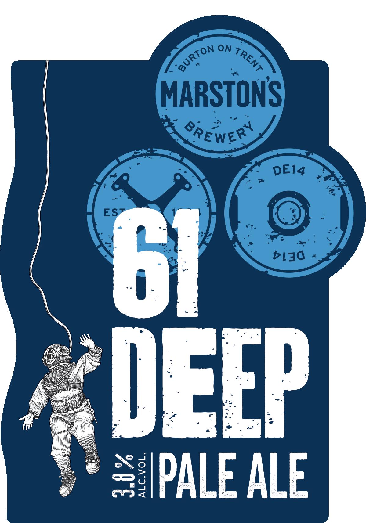 61 Deep Pump Clip