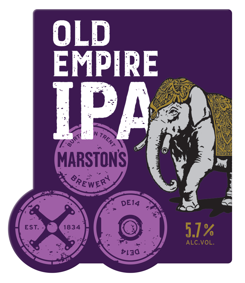 Old Empire Pump Clip