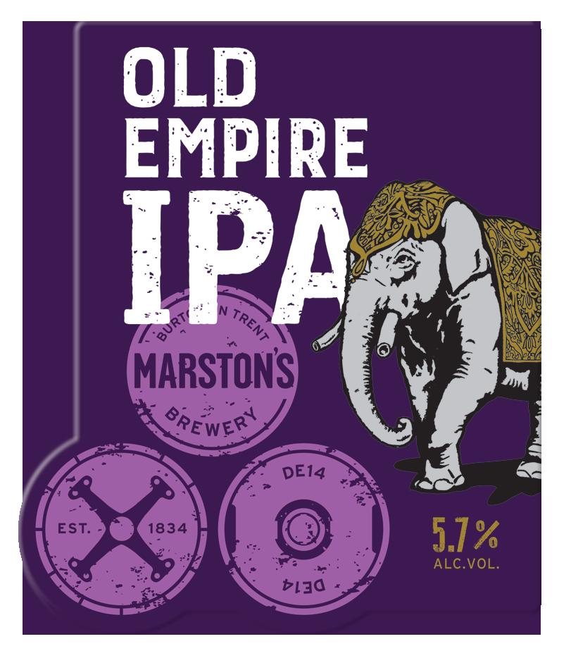 Old Empire Pump Clip