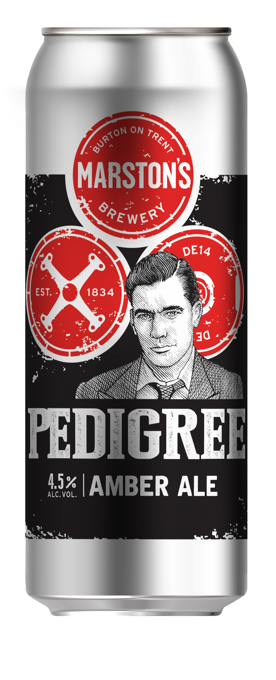 Pedigree Can