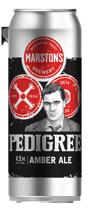Pedigree Can