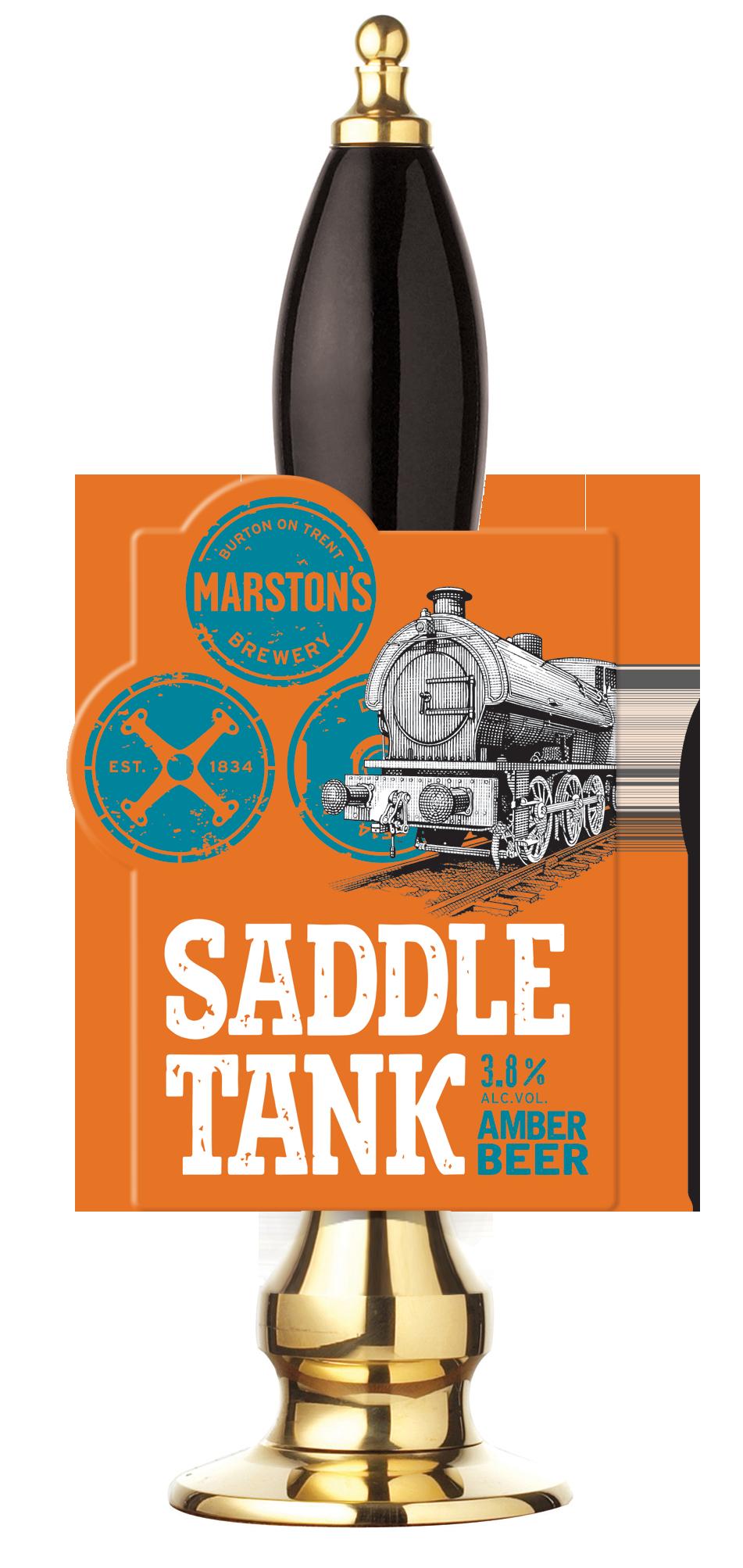 Saddle Tank Pump