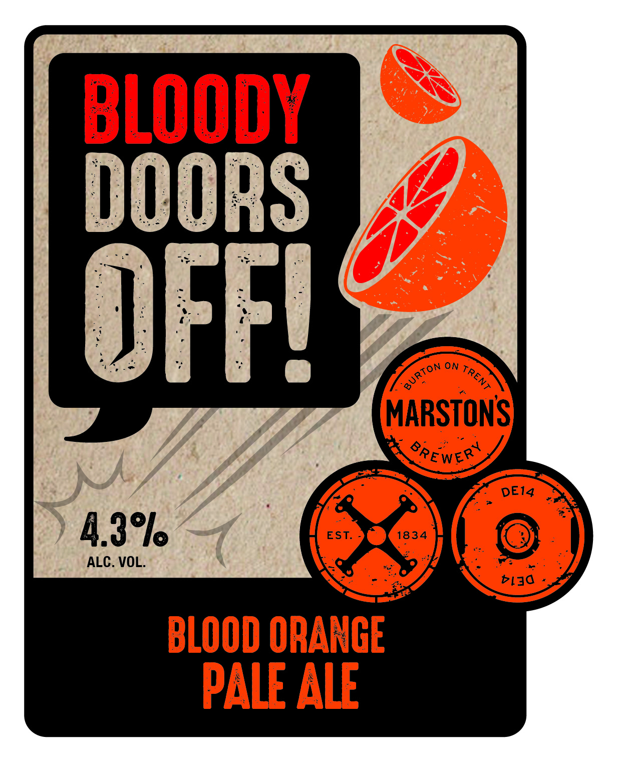 Bloody Doors Off Pump Clip 2016
