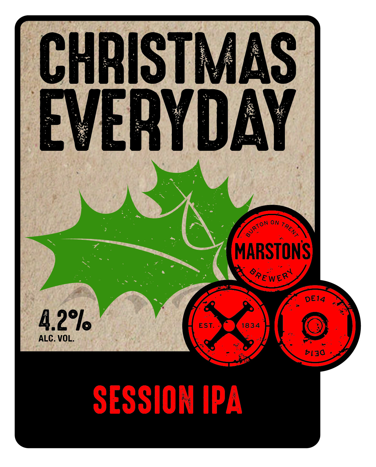 Christmas Everyday Pump Clip 2016