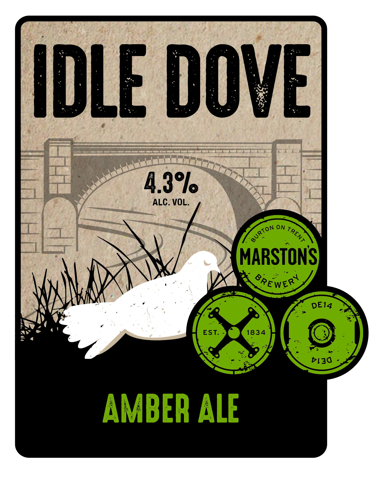 Idle Dove Pump Clip 2016