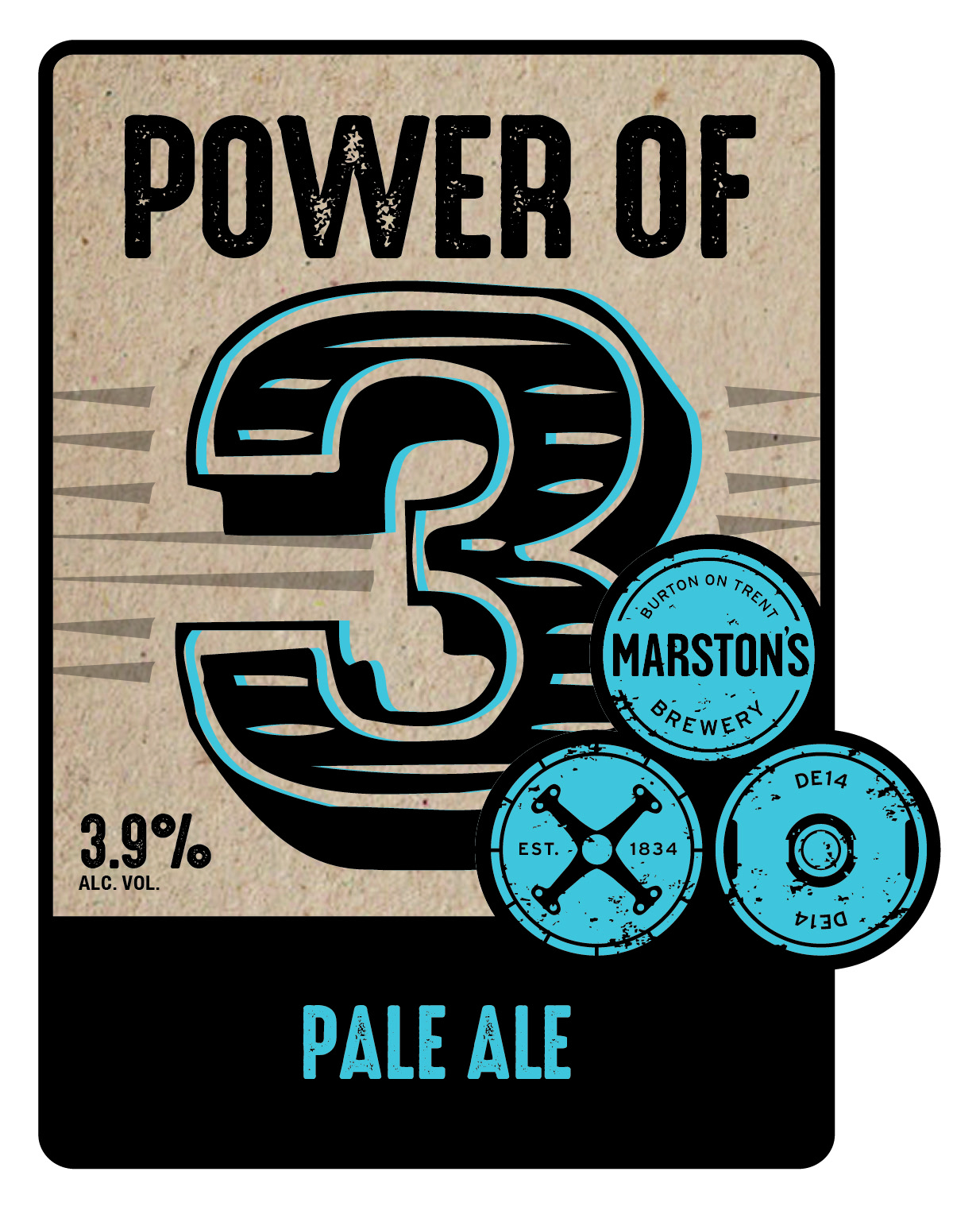 Power Of 3 Pump Clip 2016
