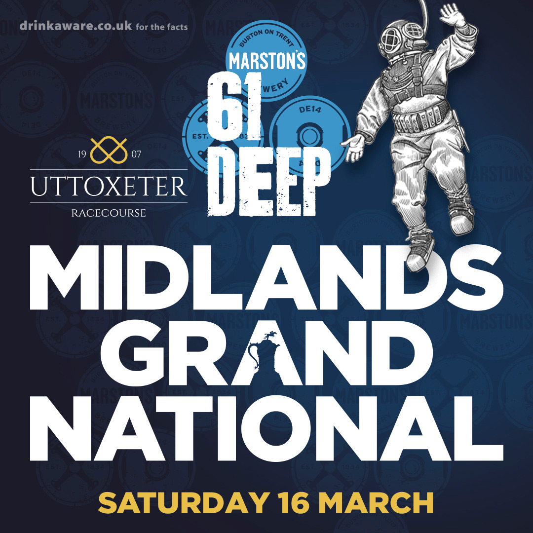 Marston's 61 Deep Midlands Grand National