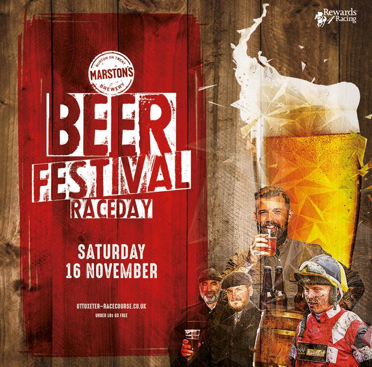 Marston's Beer Festival Raceday